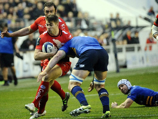 Result: Toulon ease to win over Leinster