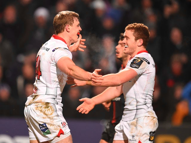 Result: Ulster demolish Toulouse in bonus-point win