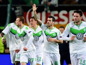 Classy Wolfsburg leading Manchester United