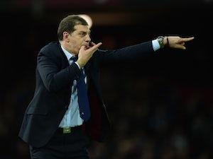 Team News: Tomkins starts for West Ham