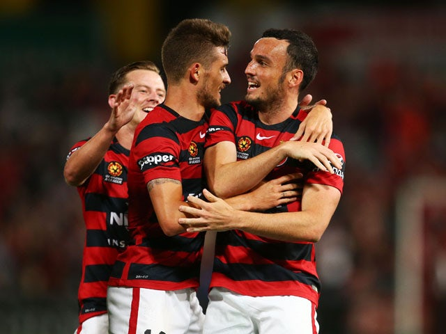 Result: Wanderers extend lead in A-League