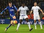 Jamie Vardy puts Leicester City ahead against Chelsea