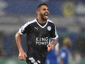 Roma 'to make fourth bid for Mahrez'