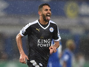 Team News: Mahrez fit to start for Leicester
