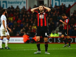 Team News: Arter misses out for Bournemouth