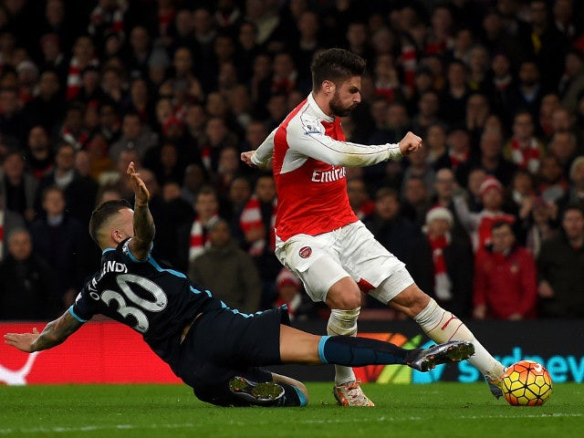 Result: Arsenal hold out for crucial three points