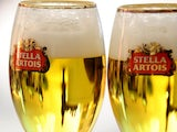 Cold, refreshing, delicious pints of Stella Artois