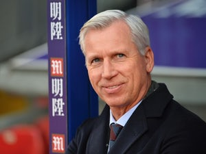 Crystal Palace manager Alan Pardew on December 28, 2015