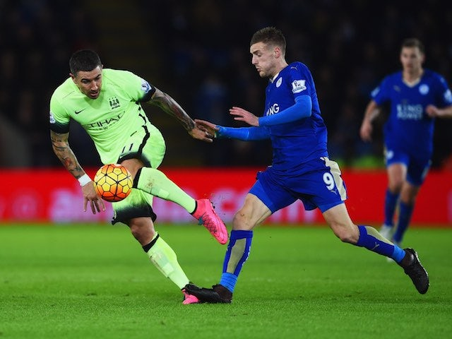 Result: Leicester, Man City play out stalemate