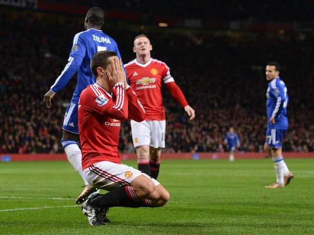 Result: Man Utd make it eight without a win