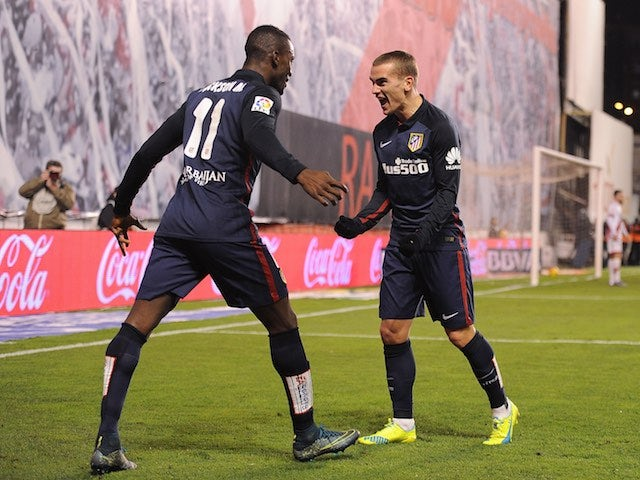 Result: Atletico nick win at Rayo