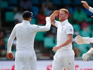 England need six wickets on final day to win