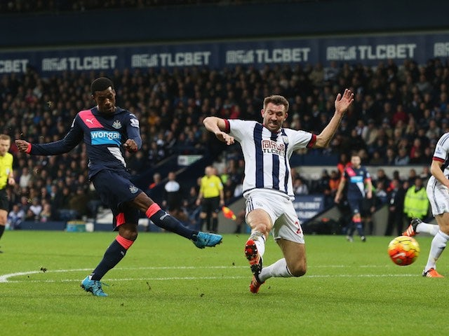 Result: Fletcher earns West Brom win over Newcastle