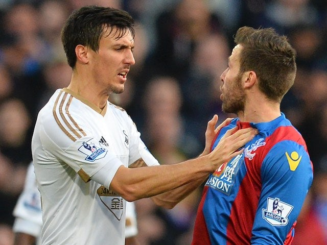 Result: Crystal Palace, Swansea share the points
