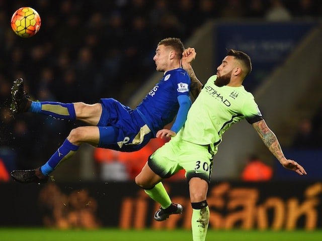Half-Time Report: Leicester, Man City goalless at break