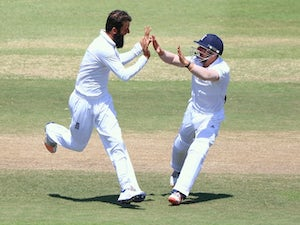 England ease to first Test win
