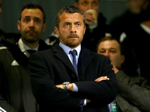 Slavisa Jokanovic watches Fulham win