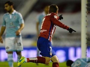Atletico return to top of La Liga