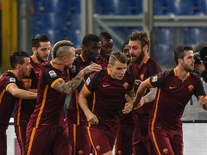 Roma narrow winners over Frosinone