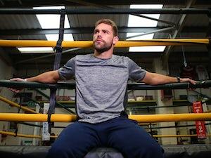 Saunders: 'Golovkin should face me in UK'