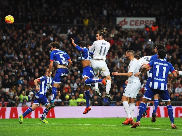 Result: Zidane leads Real to thumping home win
