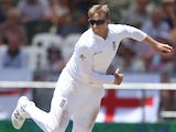 Joe Root in action on day three of the second Test between South Africa and England on January 4, 2016