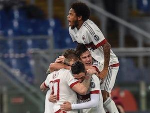 Menez guides Milan past lowly Alessandria