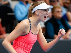 Broady prevails from controversial Ostapenko clash