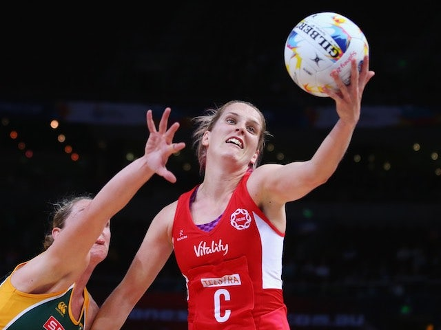 Interview: England netball star Sara Bayman