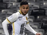 Sofiane Boufal in action for Lille on December 19, 2015