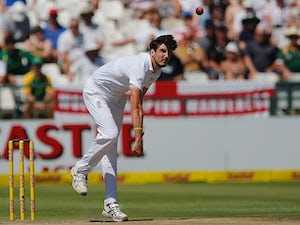 Finn to replace Wood for fourth Test