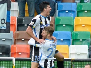 Udinese hold off Atalanta
