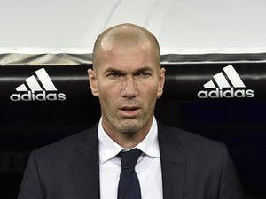 "Zinedine Zidane ""very proud"" of players"