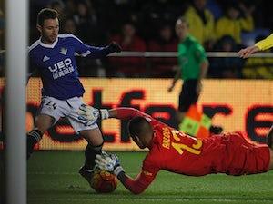 Betis halt Villarreal winning run