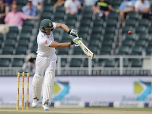Du Plessis ton gives South Africa edge
