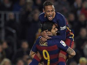 Barca put six past past 10-man Bilbao
