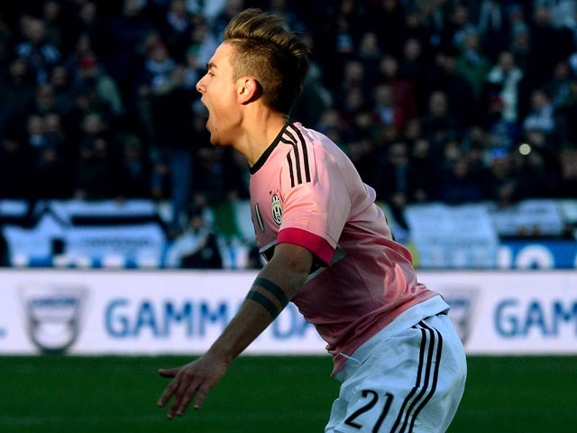 Result: Juventus claim tenth win in a row