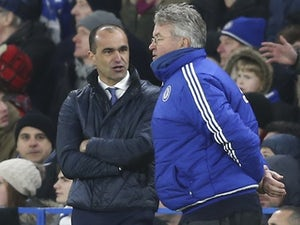 Martinez: 'Chelsea draw is heartbreaking'
