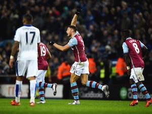 Villa, Leicester share the spoils