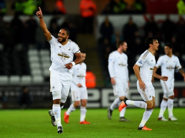 Result: Williams lifts Swansea out of bottom three