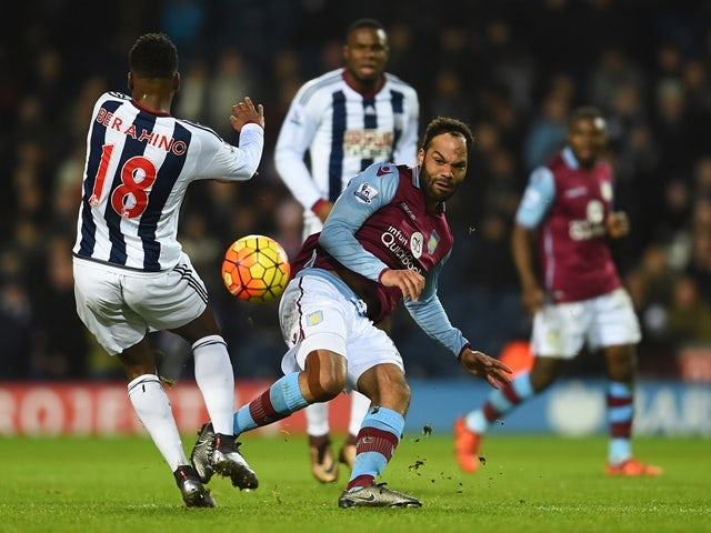 Result: West Brom, Villa play out goalless draw