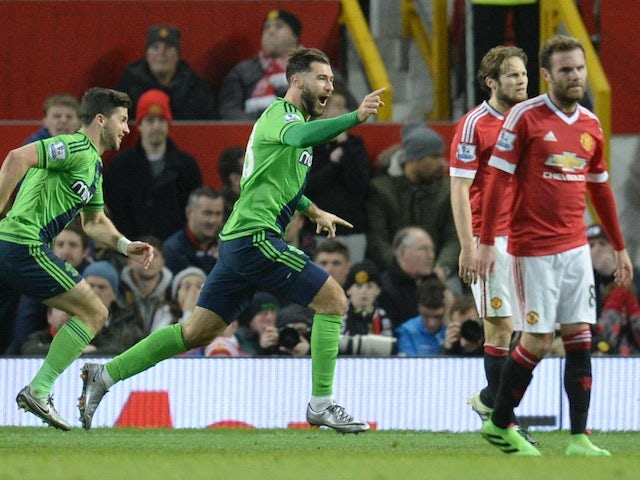 Result: Austin scores winner at Old Trafford on debut