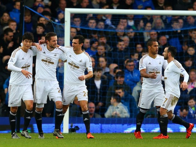 Result: Swans claim vital win over Southampton