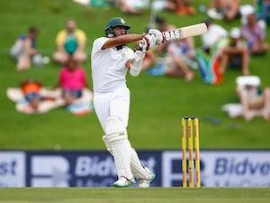 Cook hits maiden ton as SA dominate