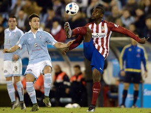 Atletico held by Celta in Copa del Rey