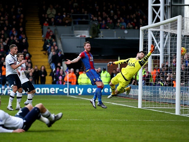 Result: Spurs dig deep to overcome Palace