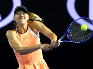 No French Open wildcard for Sharapova