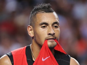 Kyrgios fined for quitting Shanghai Masters