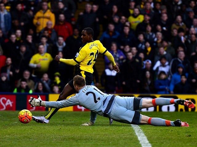 Result: Watford return to winning ways against Newcastle