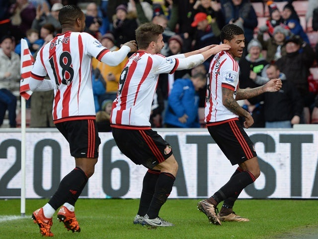 Result: Sunderland come from behind to earn point